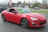 Scion FR-S MONOGRAM COUPE/MANUAL 2014