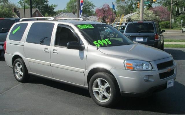2005 Chevrolet UPLANDER LT / REAR DVD