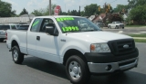 Ford F-150 4DR SUPERCAB 4X4 2008