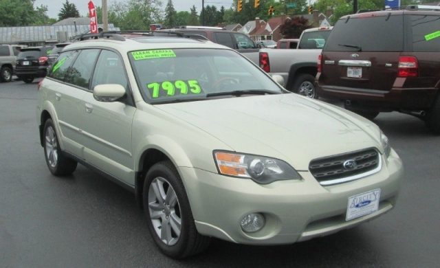 2005 Subaru OUTBACK WAGON L.L. BEAN EDITION