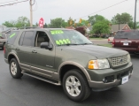 Ford EXPLORER EDDIE BAUER 4X4/3RD ROW 2004
