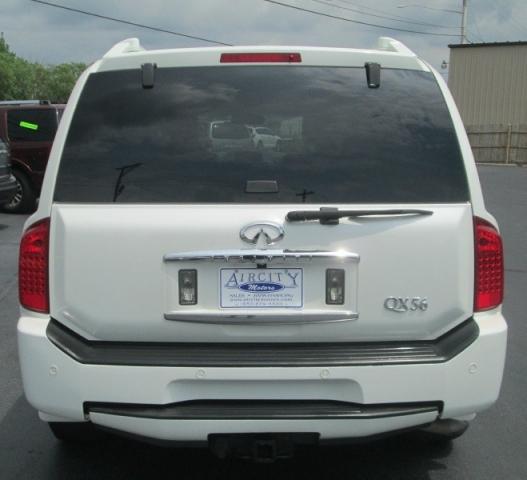 2007 Infiniti QX56 4WD SUV