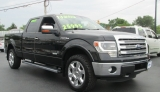 Ford F-150 4DR SUPERCREW LARIAT 4X4 2013