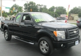 Ford F-150 4DR SUPER CAB STX 4X4 2009