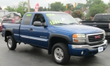 GMC SIERRA 2500HD EXTENDED CAB 4X4 2003