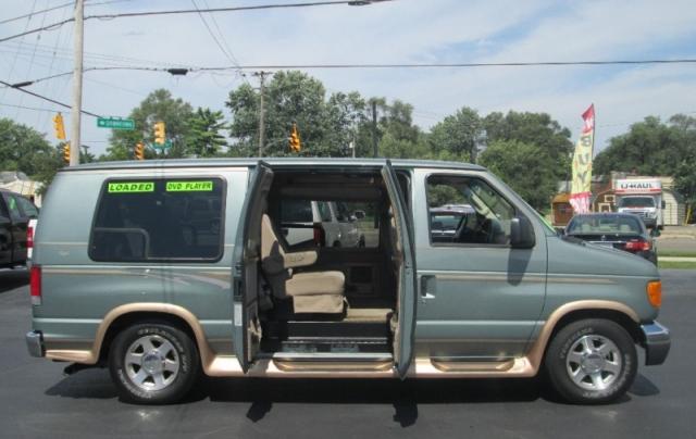 2006 Ford ECONOLINE E 150 CONVERSION VAN