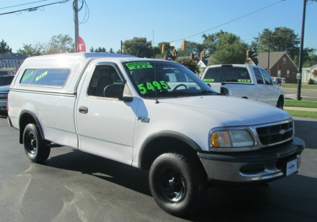 1997 Ford F-150 REGULAR CAB LONG BED 4X4