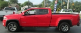 Chevrolet COLORADO CREW CAB Z-71 4X4 2016