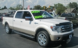 Ford F-150 KING RANCH SUPERCREW 4X4 2014