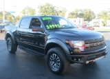 Ford F-150 SUPER CREW SVT RAPTOR 4X4 2012