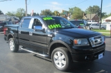 Ford F-150 SUPER CREW FX4 4X4 PICK-UP 2008