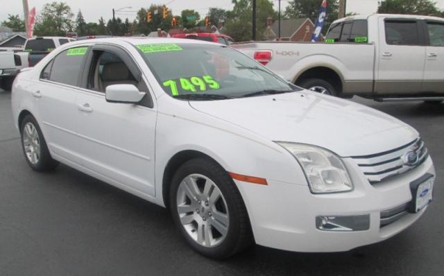2007 Ford FUSION V6 SEL SEDAN AWD