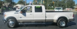 Ford SUPER DUTY F-350 DIESEL DUALLY 4X4 LARIAT 2012