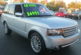Land Rover RANGE ROVER 4WD SUPERCHARGED 2012