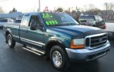 Ford SUPER DUTY 7.3 LITER DIESEL F-250 SUPERCAB XLT 2000