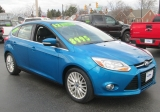 Ford FOCUS SEL/WITH NAVI 2012