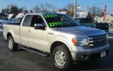 Ford F-150 LARIAT SUPERCAB 4X4 2013