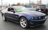 Ford MUSTANG GT DELUXE/6 SPEED MANUAL 2012