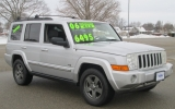 Jeep COMMANDER 4X4/3RD ROW 2006