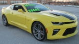 Chevrolet CAMARO SS 2DR COUPE 2016