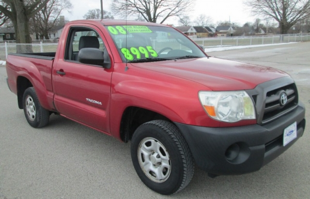 2008 Toyota TACOMA REGULAR CAB PICK-UP
