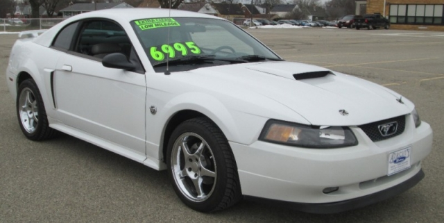 2004 Ford MUSTANG GT DELUXE V-8