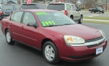 Chevrolet MALIBU 4DR SEDAN LS V-6 2004