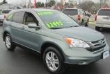 Honda CR-V EX-L AWD WITH NAVI 2011