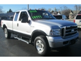 Ford SUPER DUTY F-250 DIESEL LARIAT 4DR SUPERCABCAB 4X4 2006