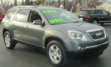 GMC ACADIA SLE2 AWD / 3RD ROW 2010