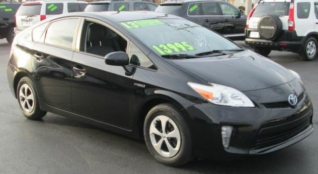 2013 Toyota PRIUS IV FOUR /W NAVI