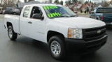 Chevrolet SILVERADO EXT CAB 4X4 PICK-UP 2008