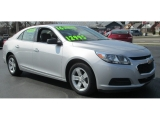Chevrolet MALIBU LIMITED 4DR SEDAN LS 2016