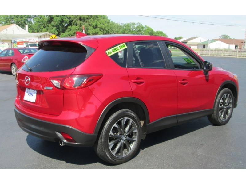 Mazda CX-5 GRAND TOURING AWD 2016 price $18,495