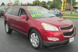 Chevrolet TRAVERSE LT AWD / 3RD ROW 2011
