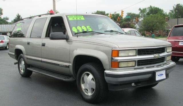 1999 Chevrolet SUBURBAN LS 4X4 /LEATHER