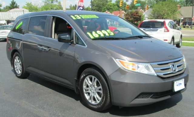 2013 Honda ODYSSEY EX-L MINI VAN