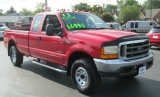 Ford SUPER DUTY 7.3 LITER DIESEL F-250 SUPERCAB XLT 2001