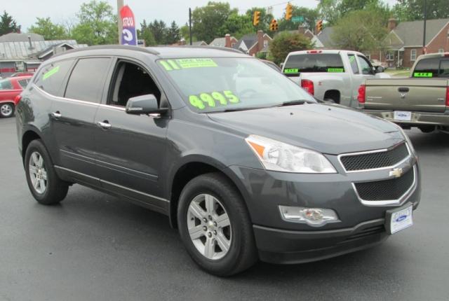 2011 Chevrolet TRAVERSE LT / 3RD ROW