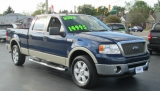Ford F-150 4DR SUPERCREW LARIAT 4X4 2007