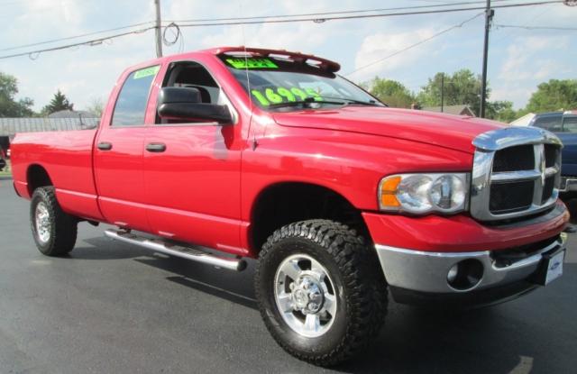 2005 Dodge RAM 2500 DIESEL QUAD CAB SLT 4X4