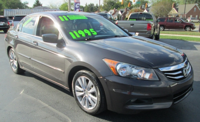2011 Honda ACCORD 4DR SEDAN EX-L / NAVI