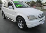 Mercedes-Benz M-CLASS ML320 AWD 2001