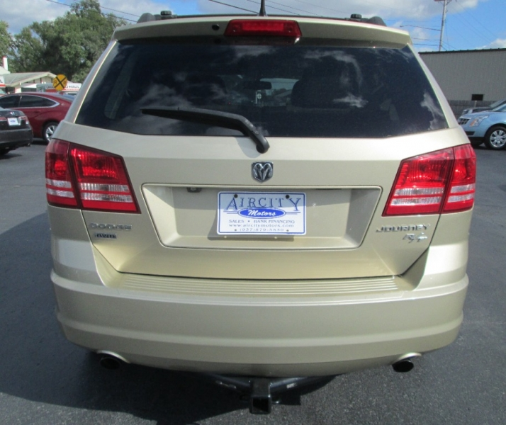 Dodge JOURNEY R/T AWD-3RD ROW 2010 price $8,995