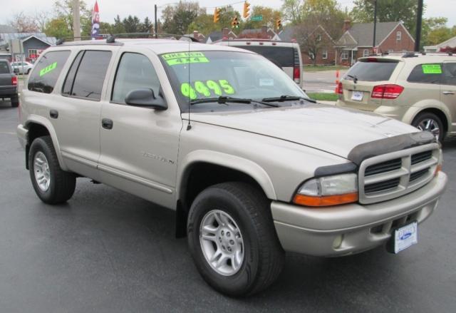 2001 Dodge DURANGO SLT 4X4