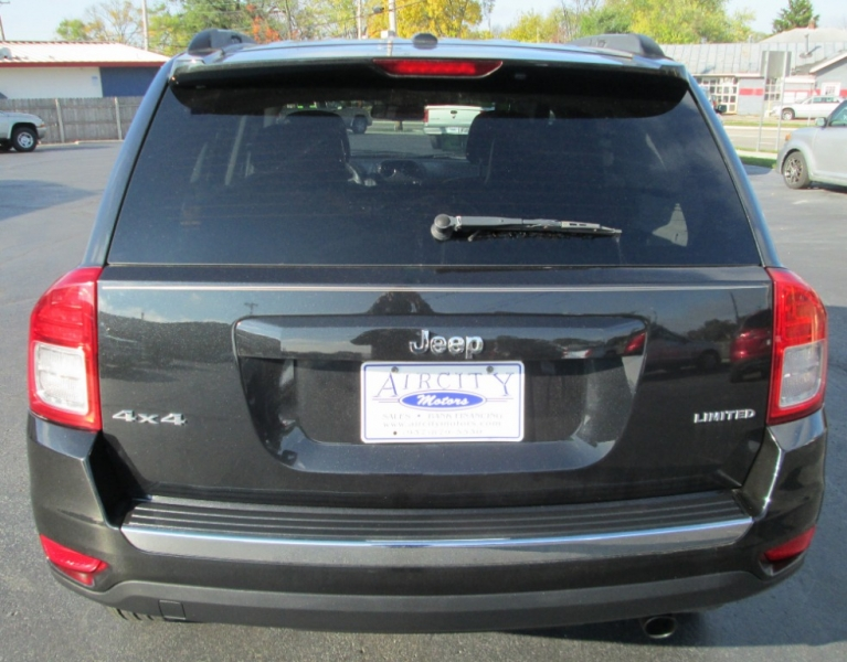 Jeep COMPASS LIMITED 4X4 SUV 2011 price $9,495