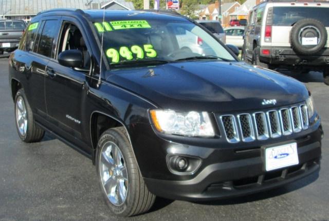 2011 Jeep COMPASS LIMITED 4X4 SUV