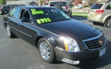 Cadillac DTS 4DR SEDAN PREMIUM COLLECTION 2011