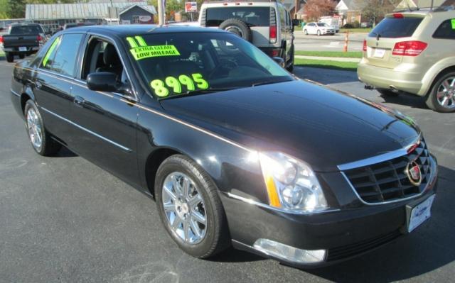 2011 Cadillac DTS 4DR SEDAN PREMIUM COLLECTION
