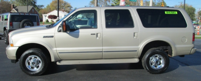 2004 Ford EXCURSION LIMITED DIESEL 4X4